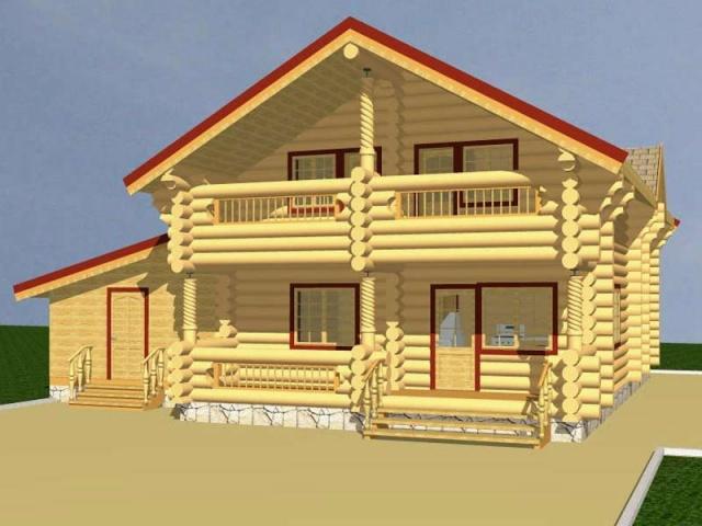 Бесплатные Проекты Загородных Домов Из Газобетона